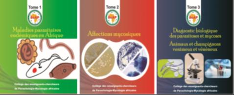 Manuel de Parasitologie et de Mycologie de la Société Africaine de Parasitologie (SoAP)